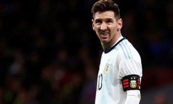 Messi returns but Argentina lose 3-1 to Venezuela