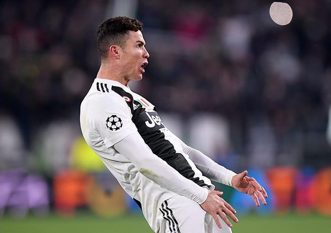 Ronaldo faces disciplinary hearing over goal celebration
