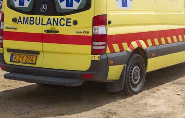 Motorcyclist dies in traffic accident