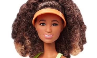 Osaka a Barbie girl, in a tennis world