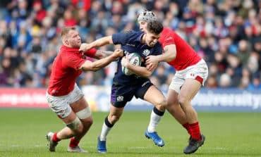 Wales weather Scotland to keep grand slam hopes alive