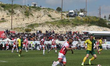 UN accused of bias over bicommunal football match venue