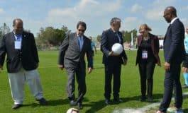 Bicommunal football match sends message of hope