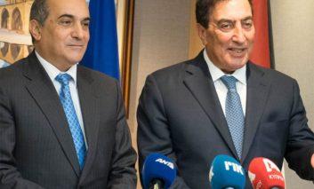 Parliament leaders of Cyprus, Jordan and Greece to meet