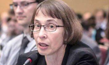 New US ambassador to present her credentials on Monday