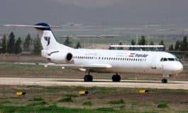 Plane catches fire at Tehran airport; 100 passengers evacuated unhurt