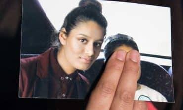 Baby of Islamic State teenager in UK furore dies -group