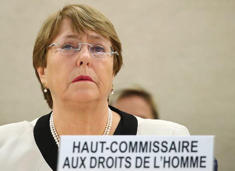 Three dozen countries issue rebuke of Saudi at UN