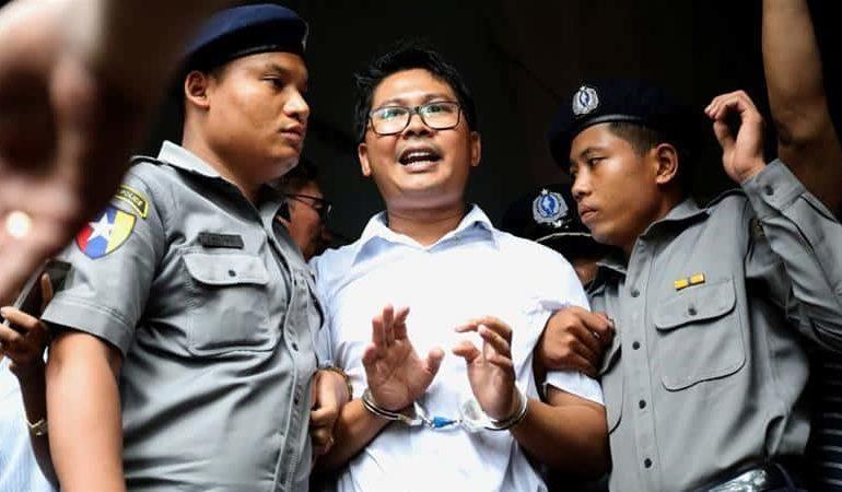 Myanmar's top court hears Reuters reporters' appeal (Update)
