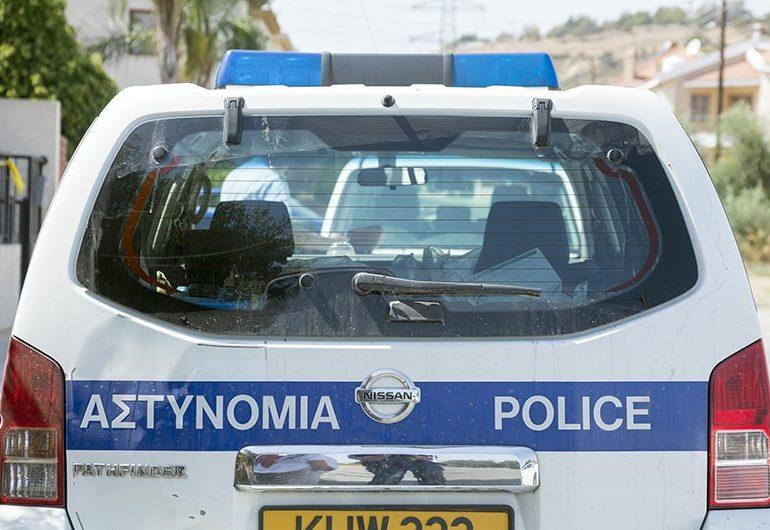 Car stolen in Paphos