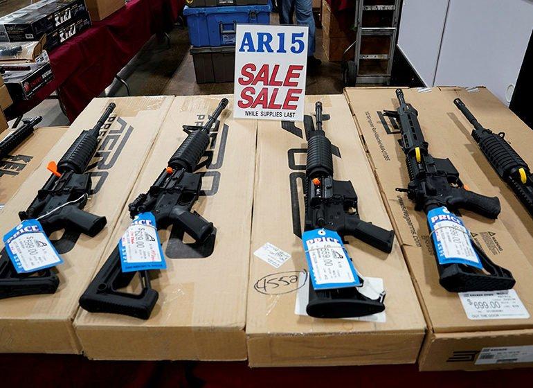 Families can sue gun maker for US school massacre – court