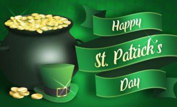 News podcast: Irish embassy talks to us St Patrick's Day