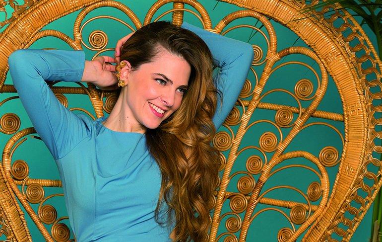 Rena Morfi to take Cyprus by storm as Souli Anatoli