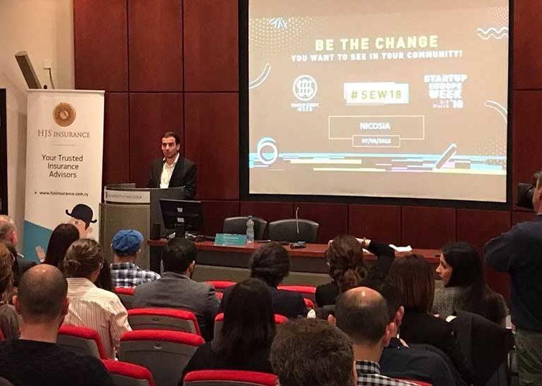 Entrepreneurs come together for Startup Europe Week