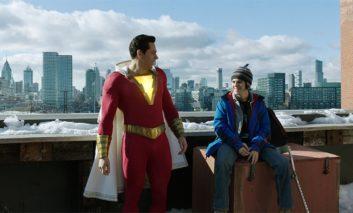 Film review: Shazam! ***