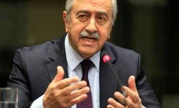 Akinci lashes out at 'aggressive' Anastasiades