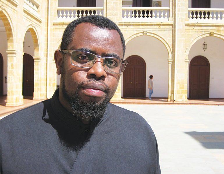 Kenyan priest refuses to settle for average