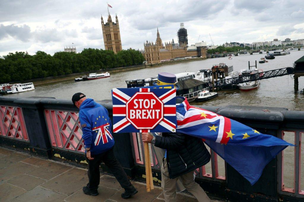 Mass UK protest demanding second EU referendum planned days before Brexit