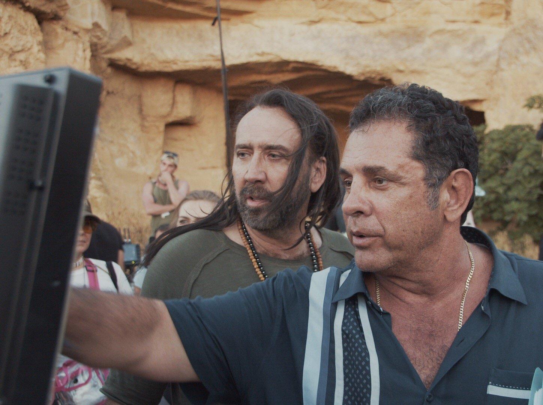 Οι παραγωγοί Jiu Jitsu έβγαιναν από την Κύπρο, η δεύτερη ταινία είχε ξεκινήσει