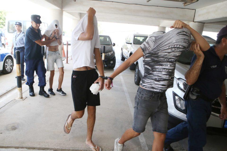 Authorities Release Five Of 12 Israeli Rape Suspects -9315