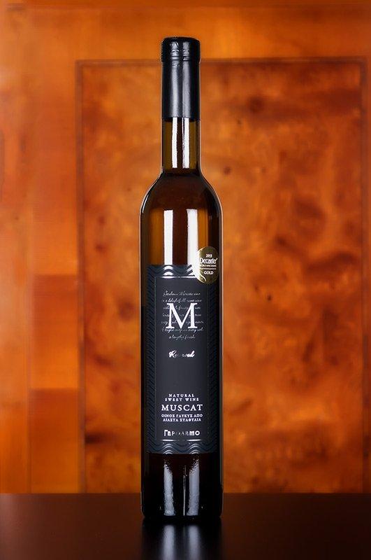 N/V Ktima Gerolemo Muscat Reserved Natural Sweet Wine, 50cl