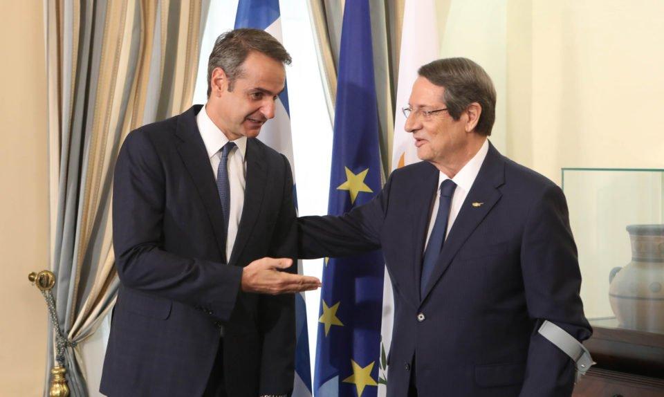 Turkish defense minister meets senior North Atlantic Treaty Organisation official for talks on East Med