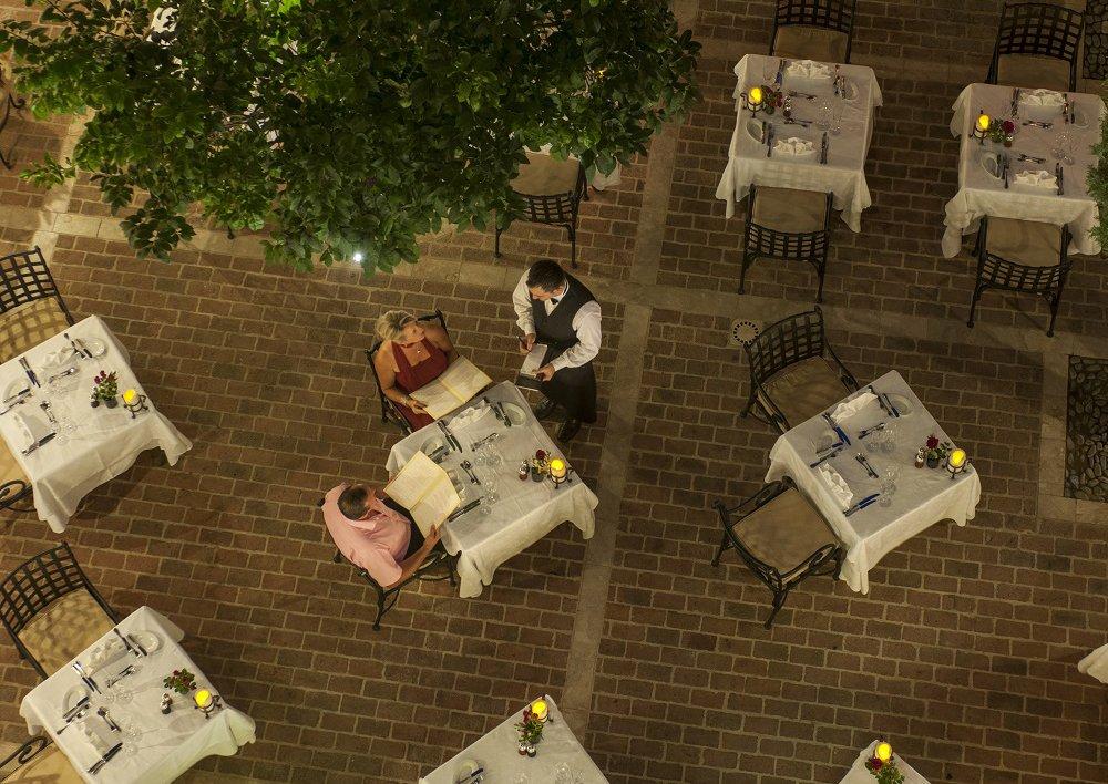 Restaurant review: Ristorante Bacco, Paphos
