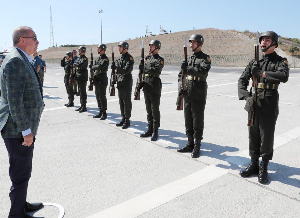 Turkey readies for action as US talks on Syria safe zone struggle