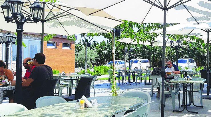 Review: Nature Café, Paphos