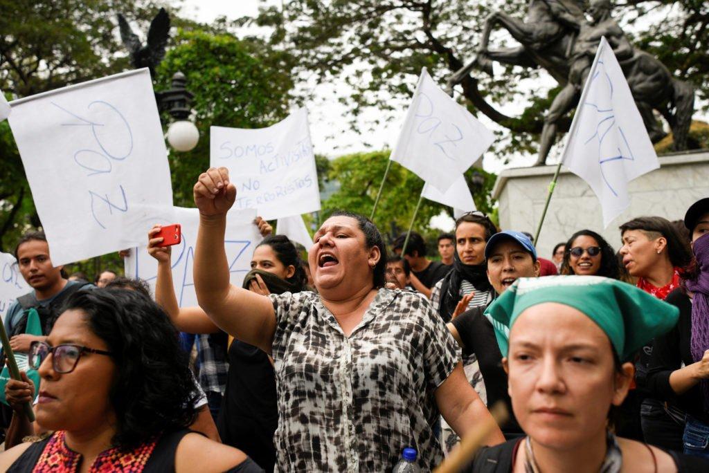 Indigenous leaders detain police in escalation of Ecuador protests