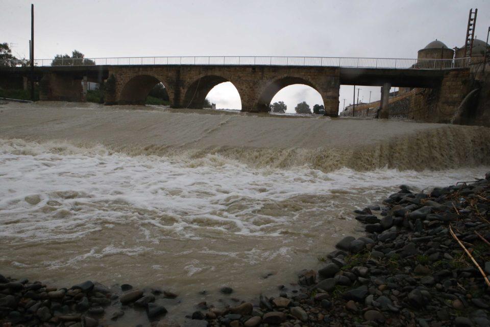 Serrachis River in Peristerona (Photo: Christos Theodorides)