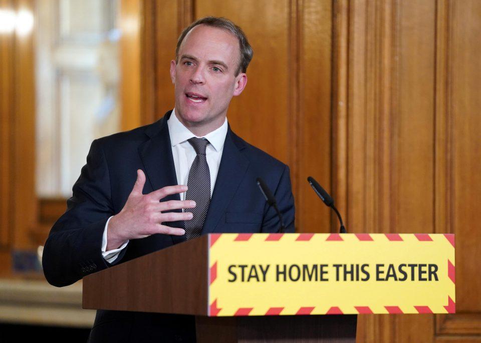 ' Too early' to lift United Kingdom  coronavirus lockdown, says government