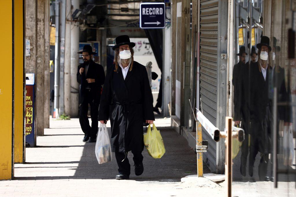 Israel seals off ultra-Orthodox town hit hard by coronavirus