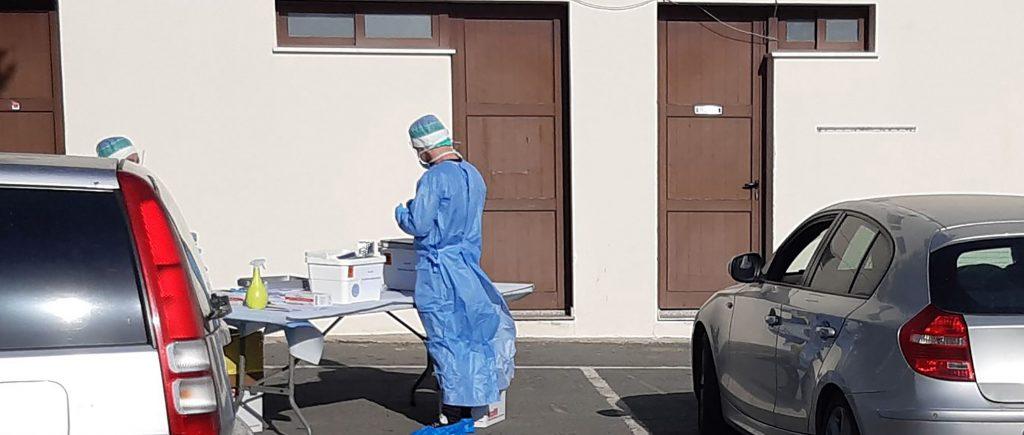 Coronavirus: testing starts Wednesday in Polis