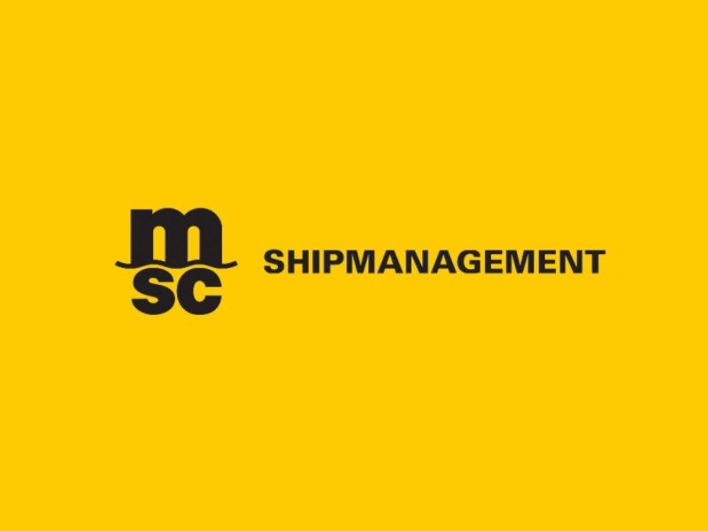 MSC Shipmanagement donates surgical masks and gloves