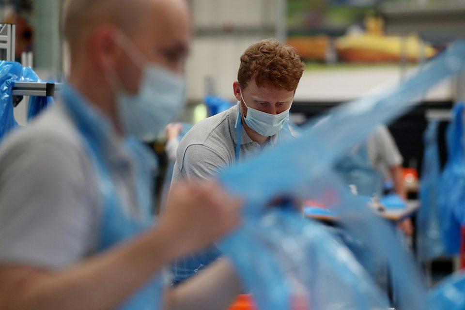 United Kingdom  coronavirus death is now the highest in Europe