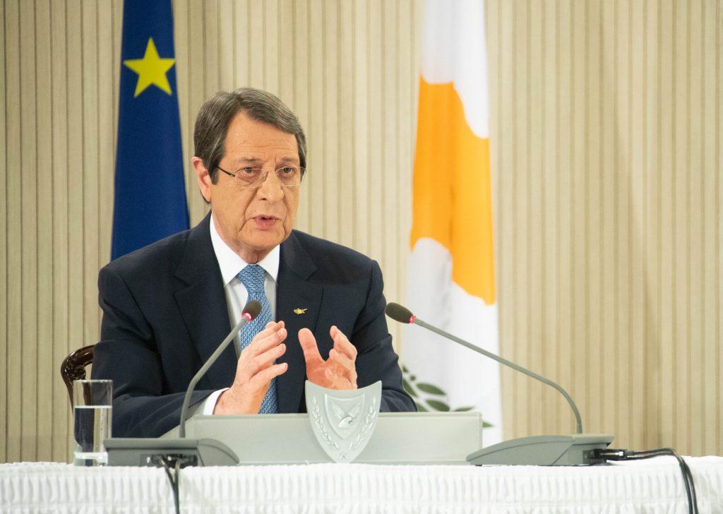 Coronavirus: Anastasiades outlines millions to be pumped into the economy