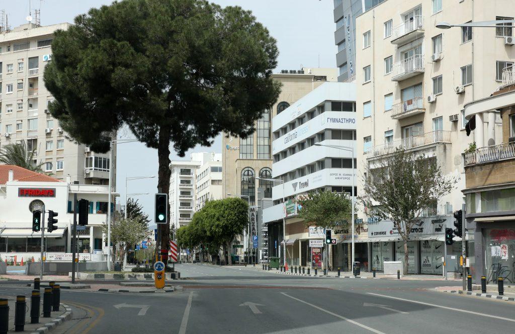 Coronavirus: Call for car-free Sundays in Nicosia