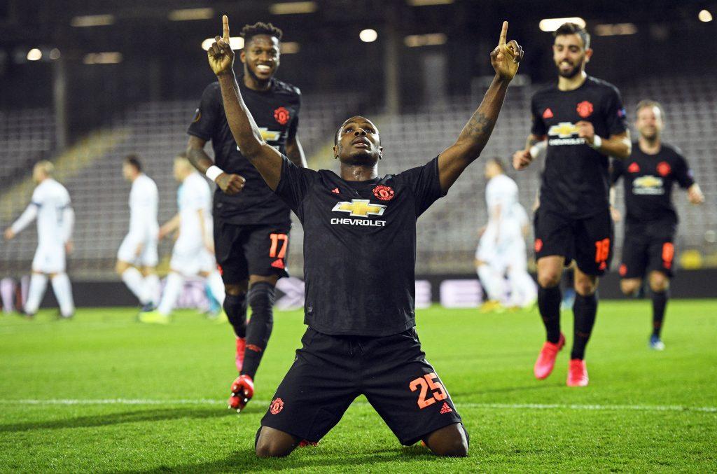 Man United striker Ighalo set for China return next week