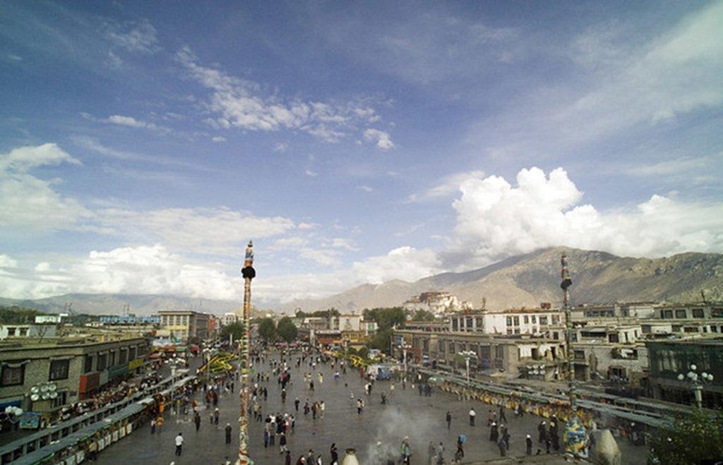 What's eaten where: Lhasa City