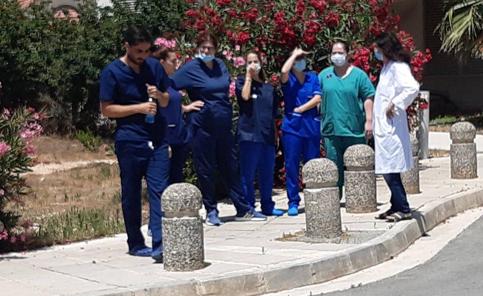 Из коронавирусного госпиталя Фамагусты выписан последний пациент: фото 2