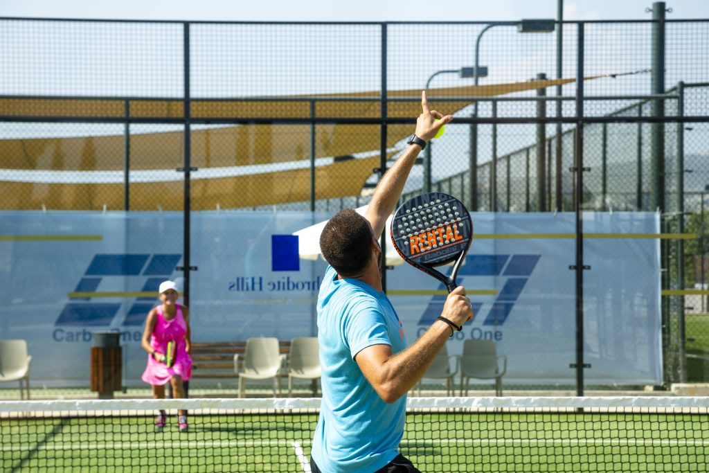 Padel tennis: it's not what you think!