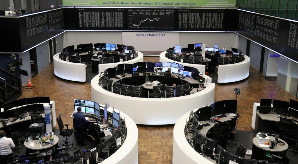 European stocks are on the comeback trail