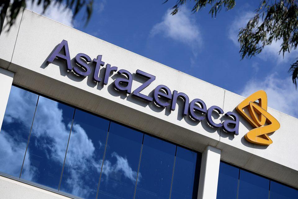 Astrazeneca's Headquarters Are Pictured In Sydney
