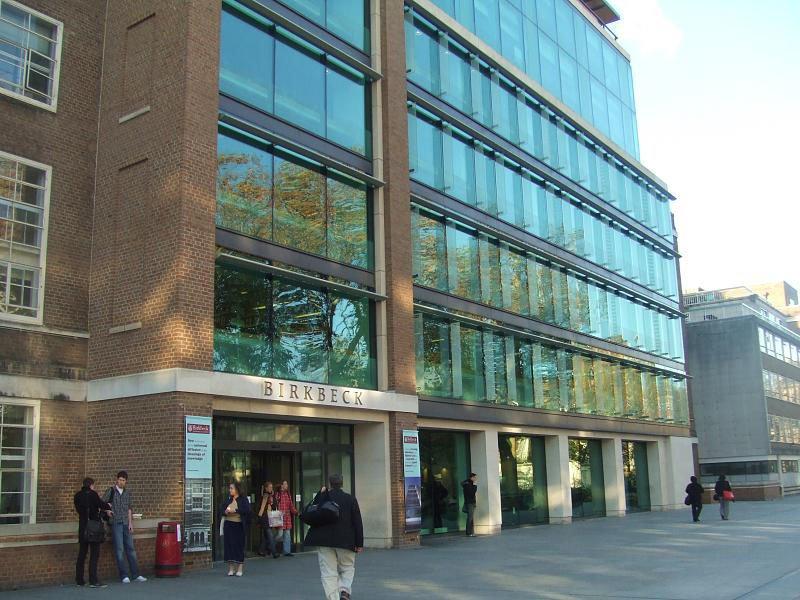 Birkbeck College, University Of London