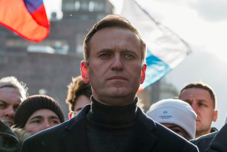 Russian opposition politician Alexei Navalny poisoned, hospitalised