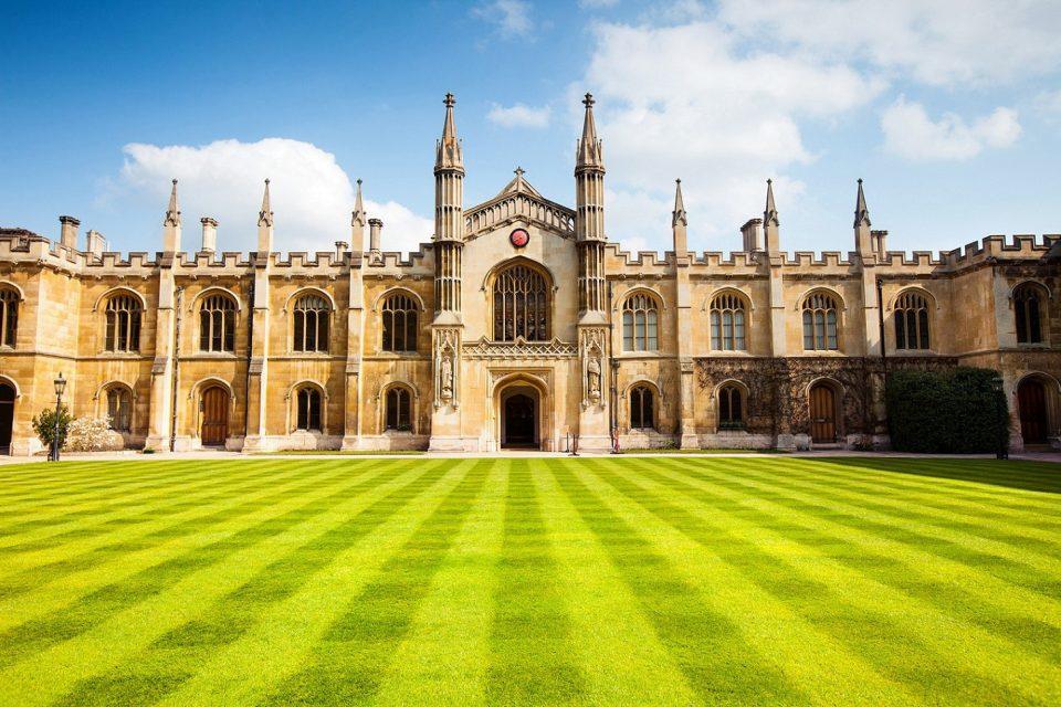 Photo Cambridge Corpus Christi College