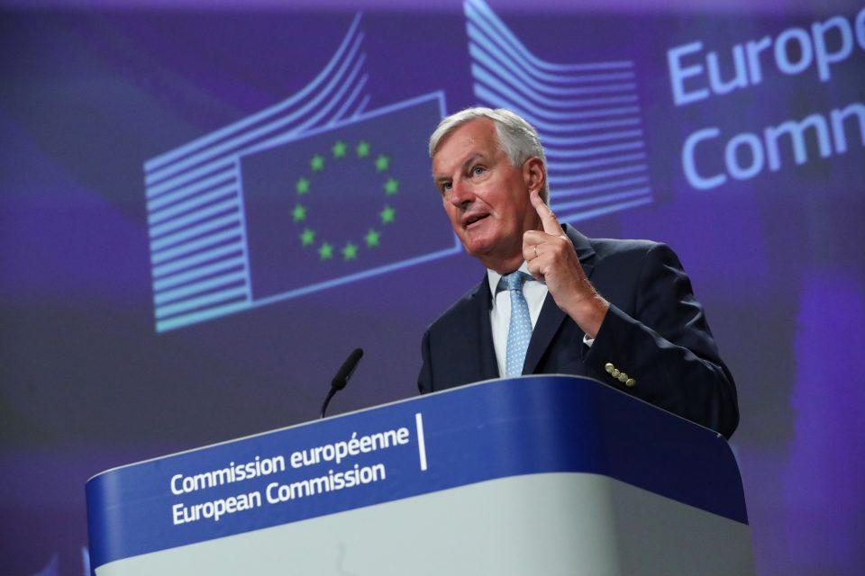 EU's Barnier Warns Brexit Deal Is 'Unlikely' as Progress Stalls