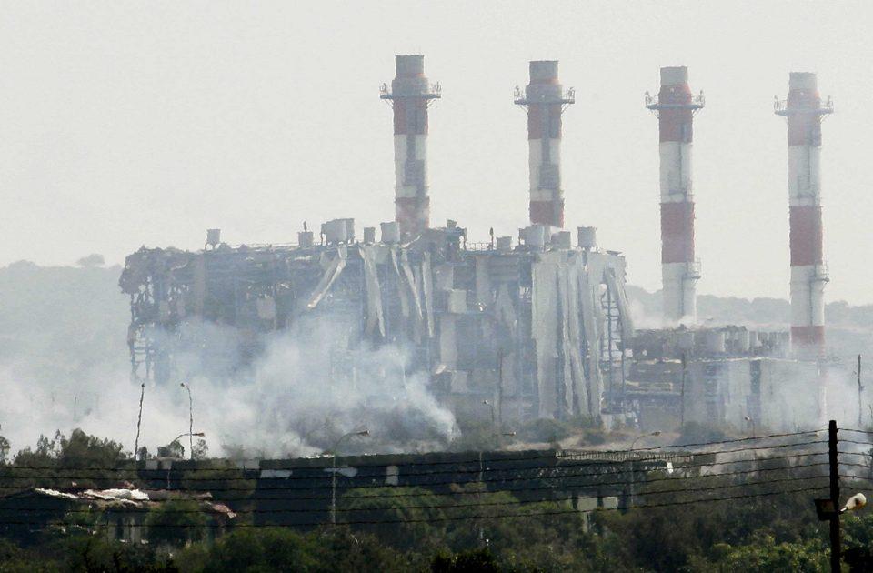 Cyprus Military Blast