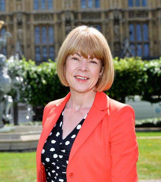 Feature Elias British Undersecretary Of State Wendy Morton